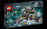 LEGO AGENTS         HURRICANE HEIST