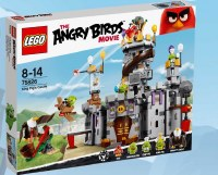 LEGO ANGRY BIRDS    KING PIGS CASTLE