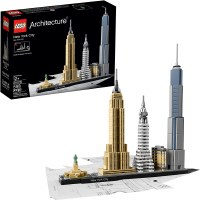 LEGO ARCHITECT NEW YORK CITY