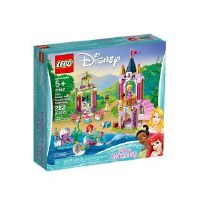 LEGO ARIEL,AURORA AND TIANA CELEBRATION