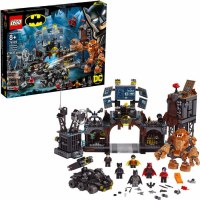 LEGO BATMAN BATCAVE CLAYFACE INVASION