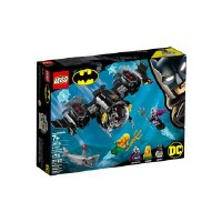 LEGO BATMAN BATSUB  UNDERWATER CLASH