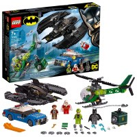 LEGO BATMAN BATWING & THE RIDDLER HEIST
