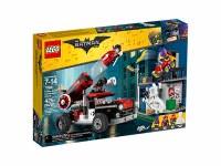 LEGO BATMAN HARLEY QUINN CANNONBALL ATK