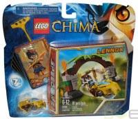 LEGO CHIMA          JUNGLE GATES