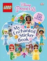 LEGO DISNEY PRINCESS STICKER BOOK
