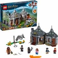 LEGO HARRY POTTER HAGRID'S HUT BUCKBEAK