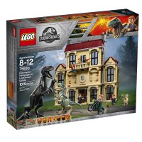 LEGO JURASSIC WORLD INDORAPTOR RAMPAGE