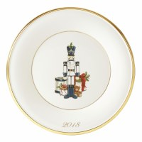 LENOX 2018 ACCENT PLATE TOY SOLDIER
