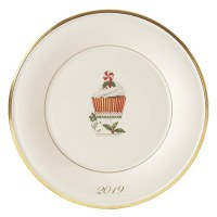LENOX 2019 CUPCAKE ACCENT PLATE