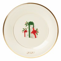 LENOX 2020 ANNUAL ACCENT PLATE GIFT BOX
