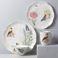 LENOX BUTTERFLY MDW 4PC SET GOLDFINCH