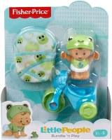 LITTLE PEOPLE BABIES BUNDLE N PLAY FROG