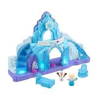 LITTLE PEOPLE ELSA'S FROZEN ICE PALACE