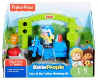 LITTLE PEOPLE STOP & GO MOTORCYCLE