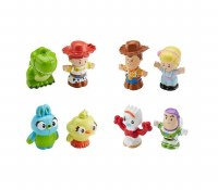 LITTLE PEOPLE TOY STORY 4 BUNNY & DUCKY