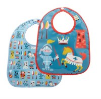 LITTLE PRINCE SET/2 BIBS