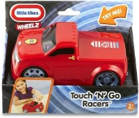 LITTLE TIKES TOUCH 'N GO RACER RED