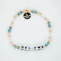 LWP ARROW GOLD BRACELET GRL PWR