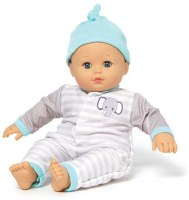 MADAME ALEXANDER BABBLE BABY STRIPE