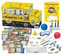 MAGIC SCHOOL BUS CHEMISTRY LAB