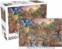 MAGICAL MYSTERY TOUR 3000pc PUZZLE