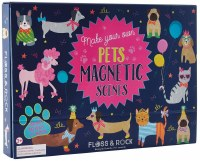 MAGNETIC PLAY SCENE PETS