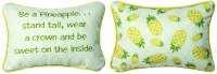 MANUAL PILLOW BE A PINEAPPLE