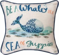 MANUAL PILLOW BE A WHALE
