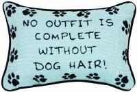 MANUAL PILLOW DOG HAIR