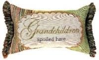MANUAL PILLOW GRANDCHILDREN SPOILED HERE