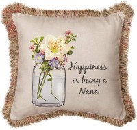 MANUAL PILLOW HAPPINESS BEING A NANA