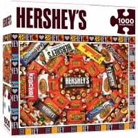1000PC PUZZLE HERSHEY SWIRL