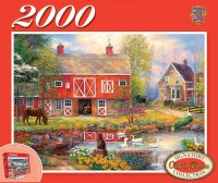 MASTERPIECE PUZZLE 2000pc COUNTRY LIVING