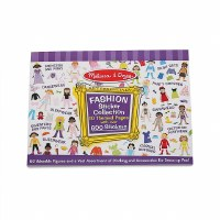 MELISSA & DOUG STICKERS FASHIONS