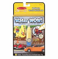MELISSA & DOUG WATER WOW- VEHICLES