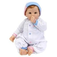MIDDLETON NURSERY DOLL LITTLE SWEETHEART