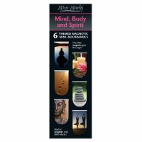MINI MARKS BOOKMARK MIND BODY & SPIRIT
