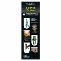 MINI MARKS BOOKMARK SCIENCE FICTION