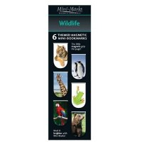MINI MARKS BOOKMARK WILDLIFE