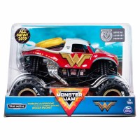 MONSTER JAM 1/24 WONDER WOMAN