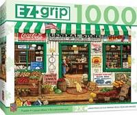 1000PC EZ GRIP PUZZLE GENERAL STORE