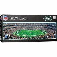 1000PC PANORAMIC PUZZLE NY JETS