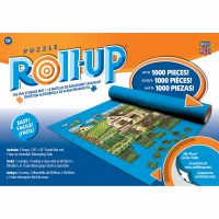 ROLL-UP PUZZLE HOLDER