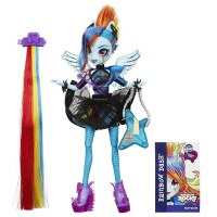 MY LITTLE PONY RAINBOW ROCK RAINBOW DASH