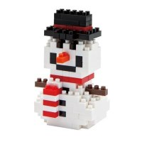 NANOBLOCK SNOWMAN