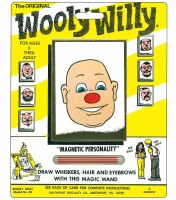 ORIGINAL MAGNETIC WOOLLY WILLY