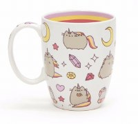 OUR NAME IS MUD MUG PUSHEEN MAGICAL MUG