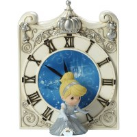 P/M CINDERELLA CLOCK W/LED SLIPPER
