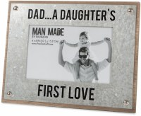 PAVILION FRAME FIRST LOVE DAD/DAUGHTER